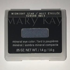 NIB Mary Kay Midnight Star Mineral Eye Color